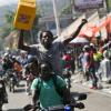 Haiti Gas Stortages Protest