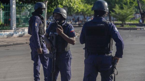 Haiti police kidnapping