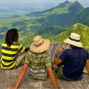 When tourists travel to Haiti