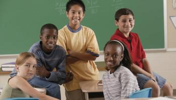 TMP After school program kids