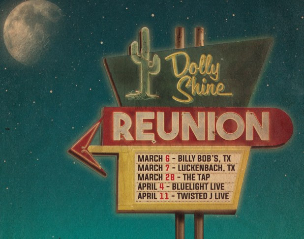 Dolly Shine Reunion