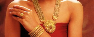 Nepali Gold Ornaments