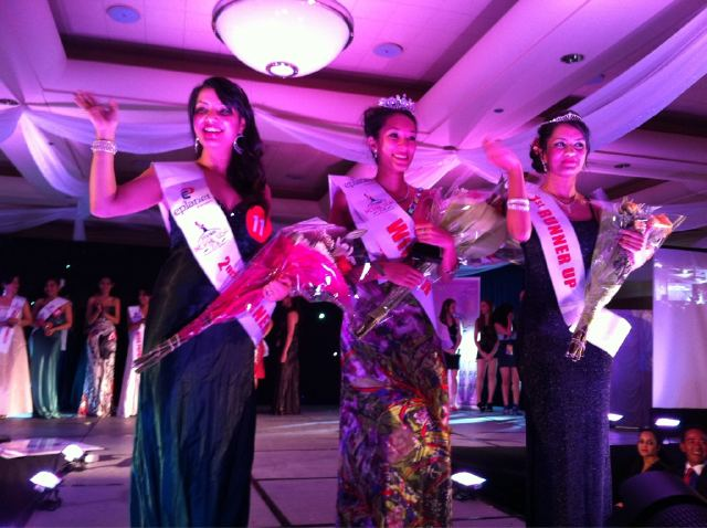 Miss Nepal USA 2011 winners