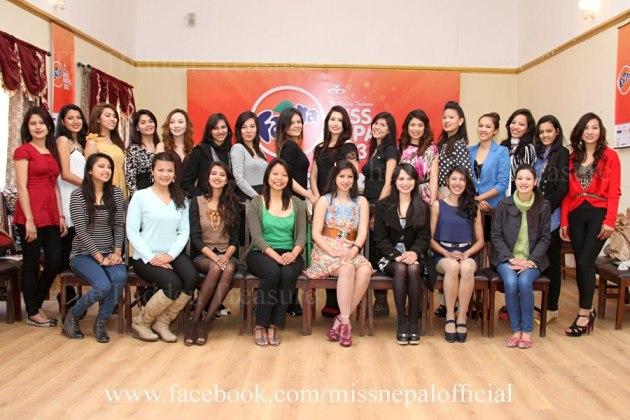 Miss Nepal 2013