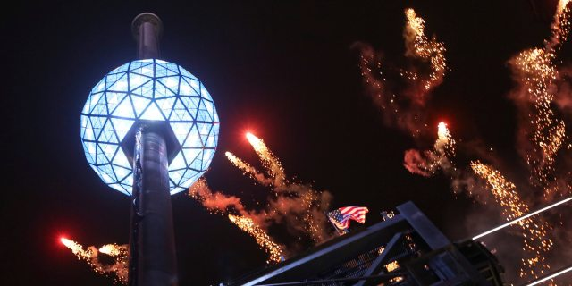 The History Of New Year's Eve Ball Drops