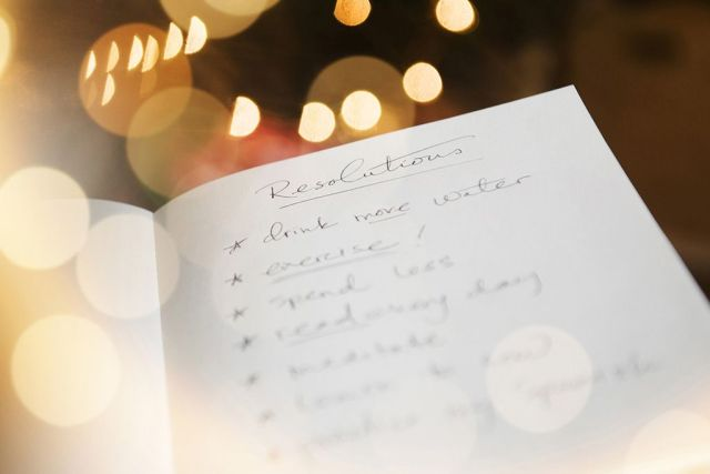 The Most Popular New Year's Eve Resolutions