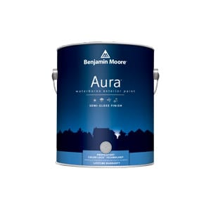Aura Exterior Paint Semi-Gloss