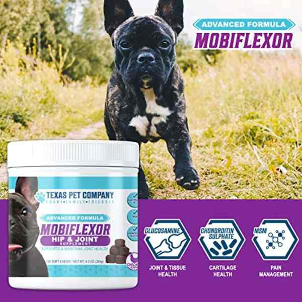 Mobiflexor Advanced Formula Hip & Joint Supplements