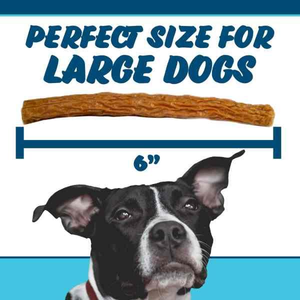 Texas Pet Company Chicken Jerky Bars Slides Size 1500x1500