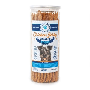 Texas Pet Company Chicken Jerky Sticks Dog Treats 1500x1500 Front