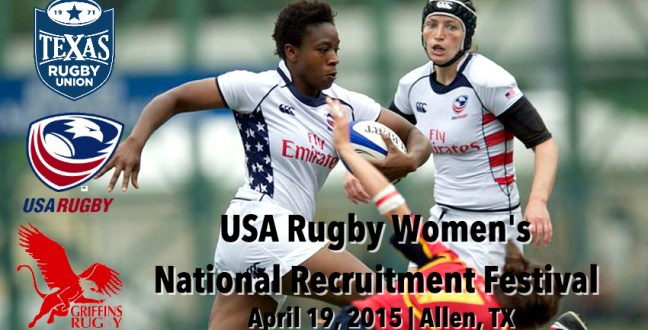 Registration Form - USA Rugby Women's National Recruitment Festival