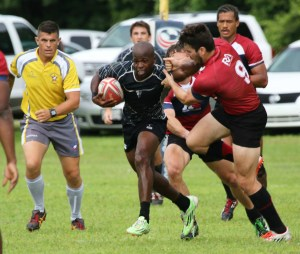 Austin Blacks RRRC 7s Qualifier