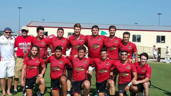 Dallas Reds place second at 2015 RRRC 7s