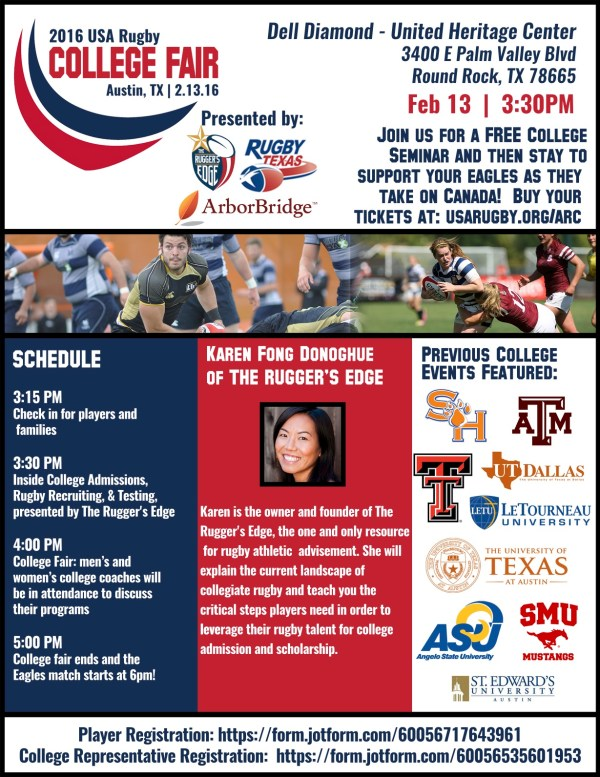 Americas Championships - College Fair