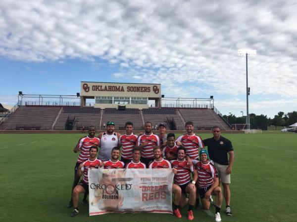 Dallas Reds - 2017 Tornado Alley 7s Champions
