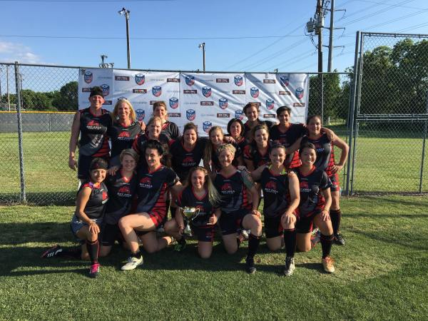 Bay Area Women's Rugby