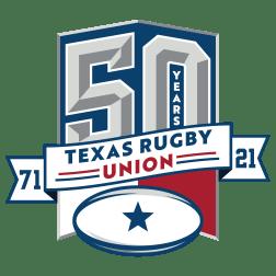 TRU 50th Anniversary logo