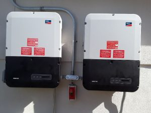 SMA String Inverters with Rapid Shutdown