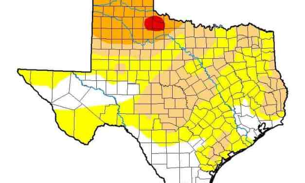 Extreme Drought Conditions Have Returned to parts of Texas