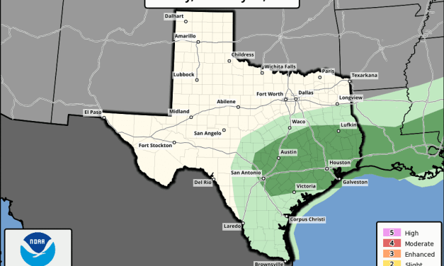 Sunday's Severe Weather & Heavy Rainfall Threats