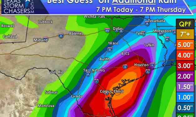 More Heavy Rain and Flooding Likely Tonight into Wednesday