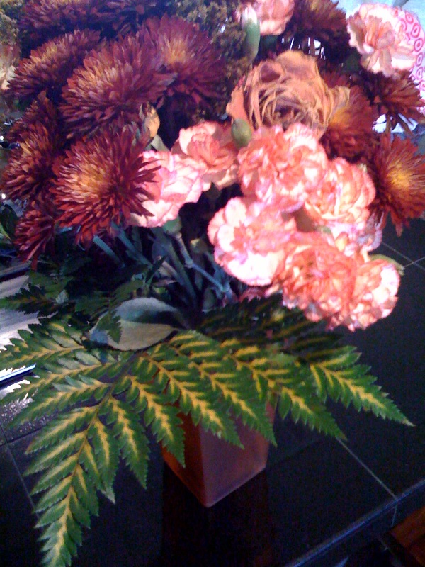 Flowers more than two weeks after delivery