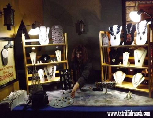 Tawanda Jewelry at the Shadow Society