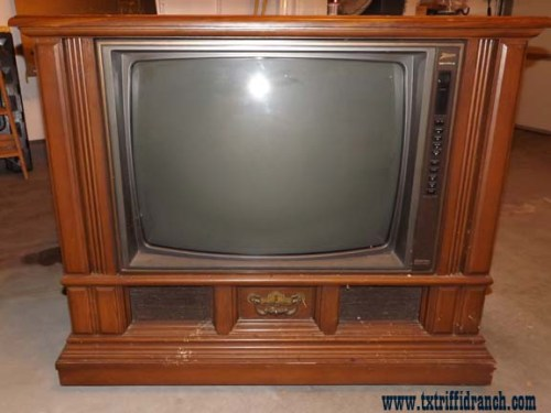 Television: Front