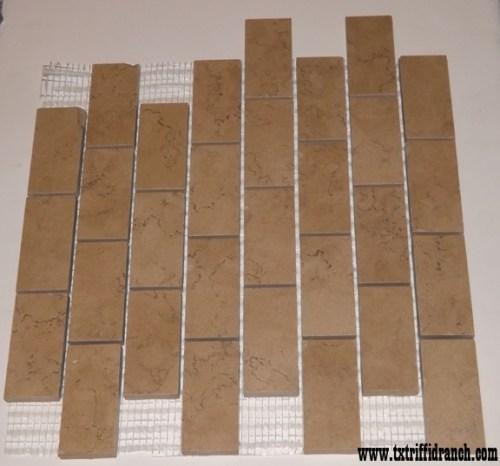 Rectangular tiles