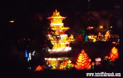 Chinese Lantern Festival - landscape