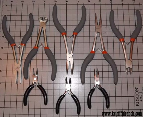 Pliers and snips