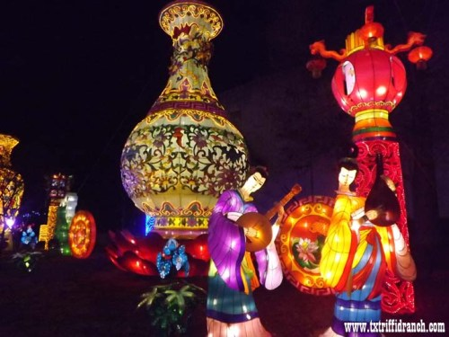 Chinese Lantern Festival in Dallas