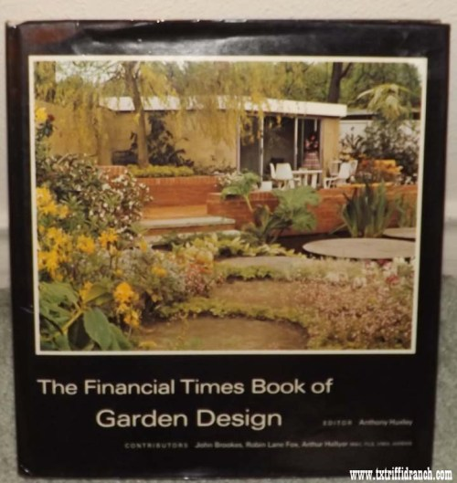 The Financial Times Book of Garden Design