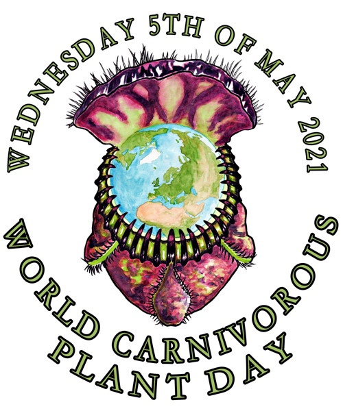 International Carnivorous Plant Day logo