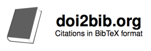 doi2bib