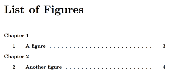 Continuous figure/table numbering in LaTeX – texblog