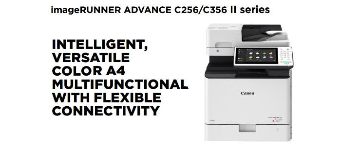imageRUNNER Advance C356iF