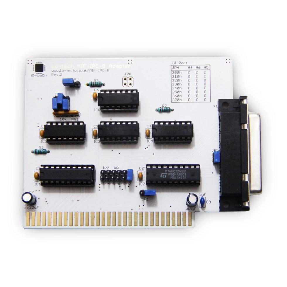 Lo-tech MIF IPC B