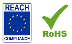We are Reach and RoHS Compliant
