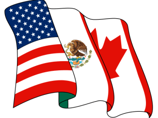 Logo of the NAFTA Secretariat