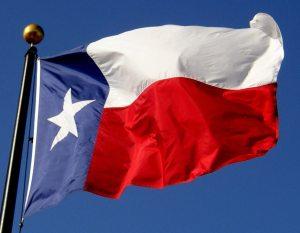 Republic of Texas flag