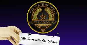 RPT Officially Censures Joe Straus