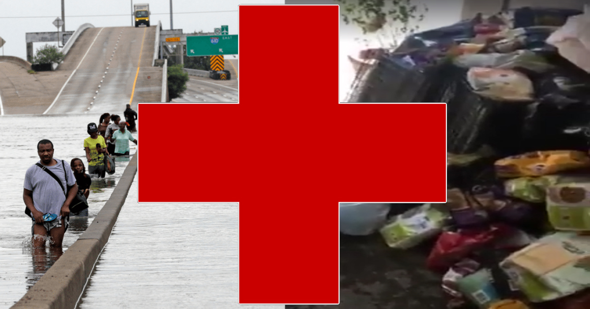 Stories of Red Cross Impropriety Continue to Surface