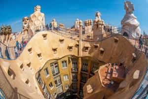 Gaudi, Barcelona, Catalonia