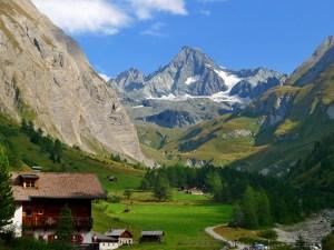 Austrian valley