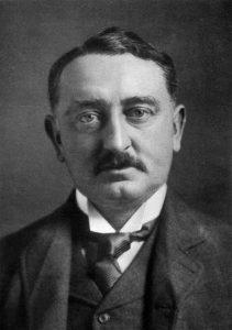 Cecil Rhodes, circa 1900