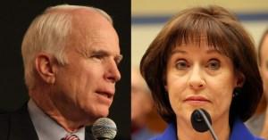Senator McCain's Office Encouraged IRS Abuse
