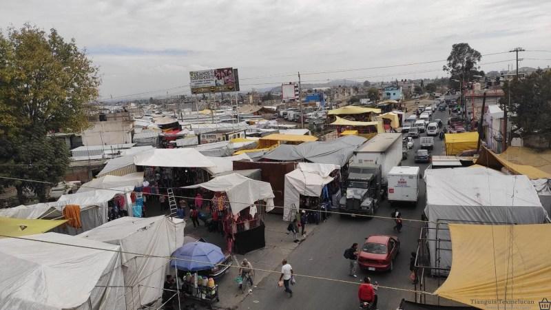 Como vender en el tianguis de San Martín Texmelucan, Puebla.