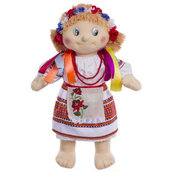 Плюшевая кукла украина Маричка