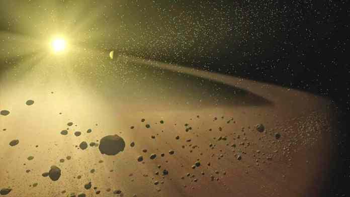 Oposisi Solar Vesta Fenomena Langit Pada Maret 2021